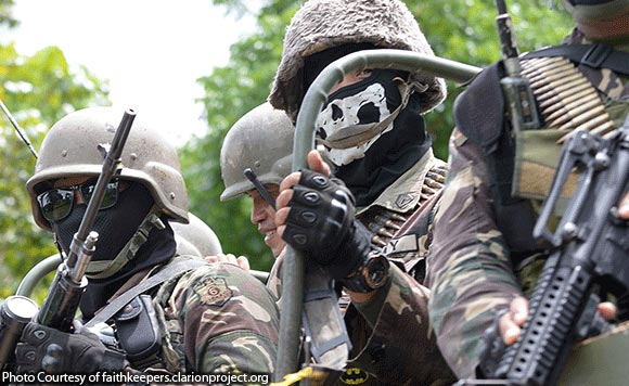 cotabato military bomb philippines